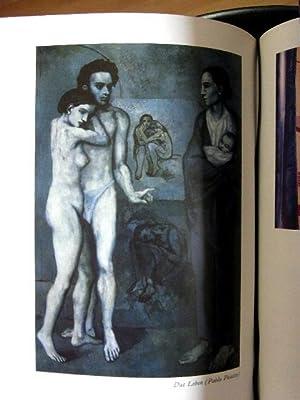 Das blaue Buch. Leseart einer Farbe.: Lochmann,A. u. A.Overath (Hrsg.):