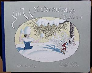 Ein Wintermärchen.: Kreidolf, Ernst: