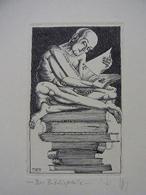 Zehn Jahre . Eine Festschrift m. Originalbeiträgen v. zehn Autoren u. Originalgraphiken v. ...