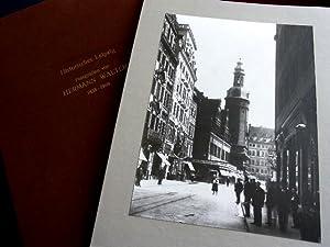 Historisches Leipzig.: Leipzig - Walter, Hermann: