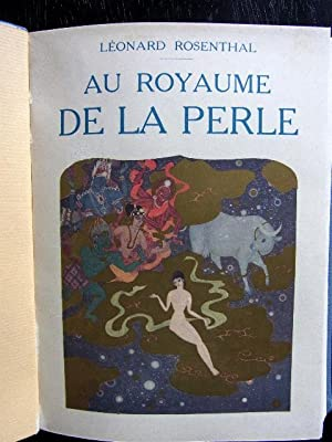 Au Royame de la perle.: Rosenthal, Leonard: