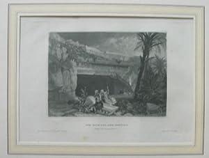 Die Graeber der Koenige bey Jerusalem.