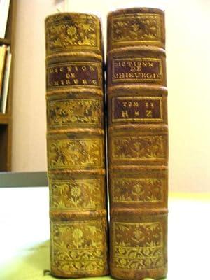 Dictionare de Chirurgie. Par Mrs. le V***, de la M***.: Le Vacher de la Feutrie,Thomas ; Francois ...
