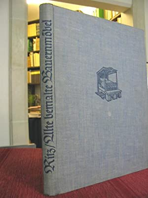 Alte bemalte Bauernmöbel.: Möbel - Ritz, Josef M.: