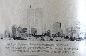 Uptown 99. Hommage an Allen Ginsberg. Gedicht (deutsch u. englisch) von Henry Günther zu ...