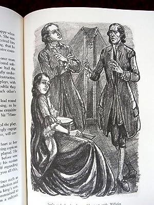 Wilhelm Meister's Apprenticeship. The Thomas Carlyle translation.: Goethe, Johann Wolfgang von...