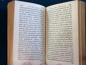 Lingua, sive, de Linguae usu atque abusu liber utilissimus.: Erasmus von Rotterdam: