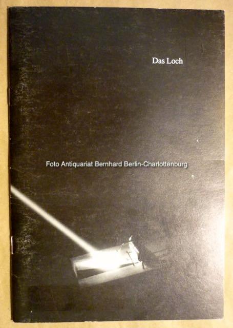 Das Loch. Begegnung in der Camera Obscura: Thomas Bachler; Fotoforum