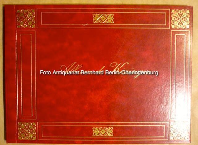 Album de Kissingen. Collection des vues les: Fritz Bamberger