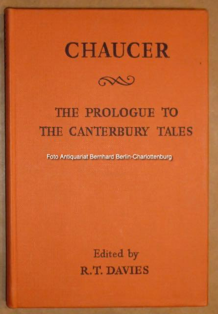 satire in chaucers prologue to canterbury tales With the general prologue to the canterbury tales, which later blunts their   examination of chaucer's style and methods of satire, which would include a  careful.