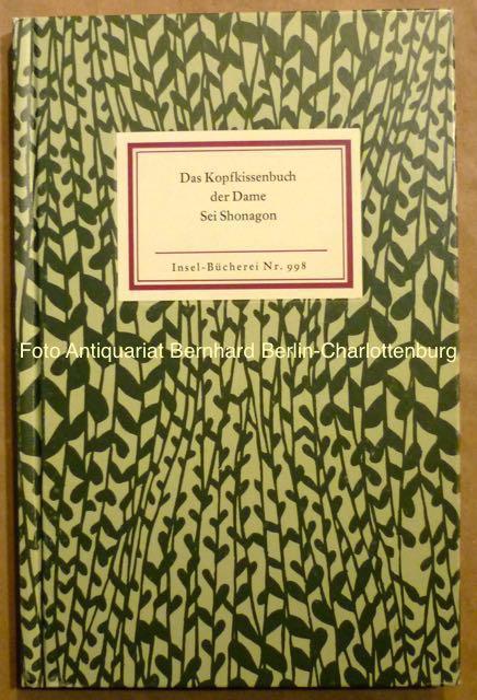 Das kopfkissenbuch das kopfkissenbuch von sei shonagon zvab for Bode mode versand
