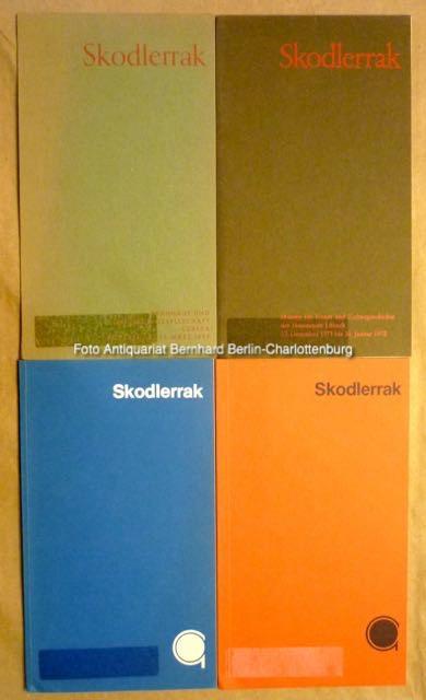 Horst Skodlerrak. Sammlung von vier Ausstellungskatalogen: Horst Skodlerrak