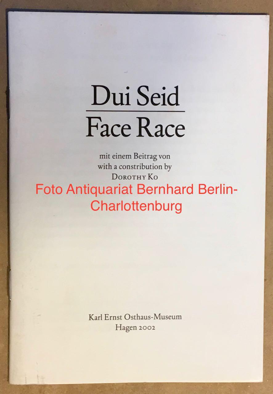 Dui Seid. Face Race: Karl-Ernst-Osthaus-Museum Hagen, Dorothy