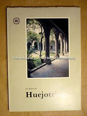 San Miguel de Huejotzingo: Arq. Ignacio Cabral
