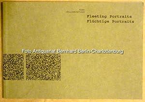 Fleeting Portraits. Flüchtige Portraits. Rineke Dijkstra, Neil: Neue Gesellschaft für