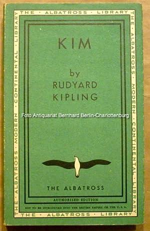 Kim (The Albatross Modern Continental Library; Vol.: Rudyard Kipling