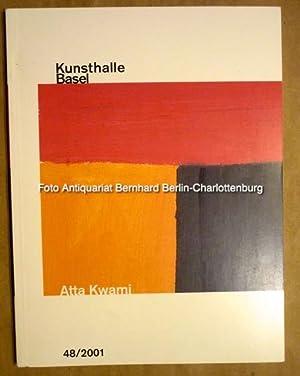 Atta Kwami (Kunsthalle Basel; 48/2001): Pakesch, Peter; Kwami,