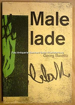 Georg Baselitz. Malelade: Baselitz, Georg