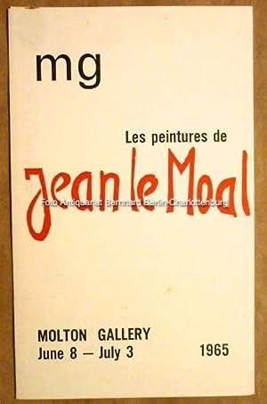 Les Peintures de Jean le Moal: Jean le Moal