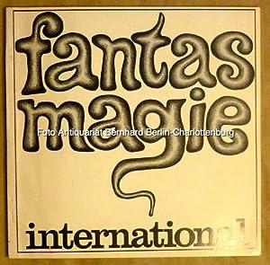 Fantasmagie International: W. S. (Vorwort)