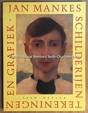 Jan Mankes. Schilderijen, tekeningen en grafiek;: H. F. Bruyel-Van