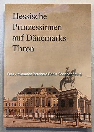 Hessische Prinzessinnen auf Dänemarks Thron. Die Beziehungen: Jäger, Veronika; Helmut
