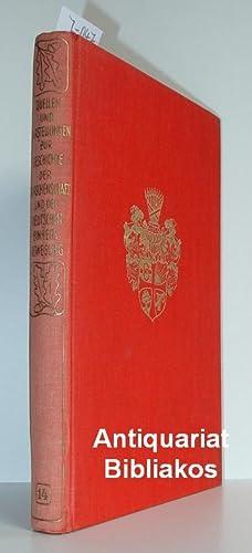 Quellen und Darstellungen zur Geschichte der Burschenschaft: Herausgegeben von Paul