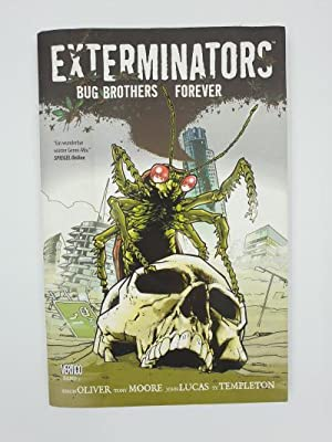 Exterminators. Band 5: Bug Brothers Forever