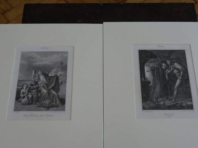 1,Faust. 2,Der König von Thule.: Goethe: