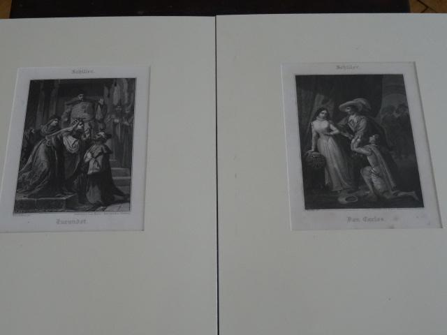 1, Turandot, 2, Don Carlos.: Schiller:
