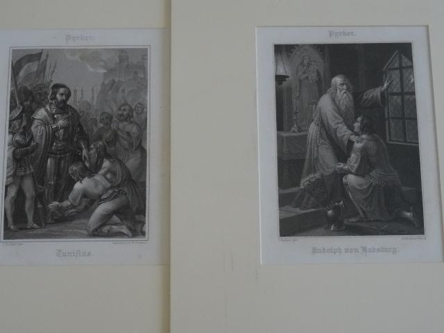 1, Tunisias, 2, Rudolf von Habsburg.: Pyrker: