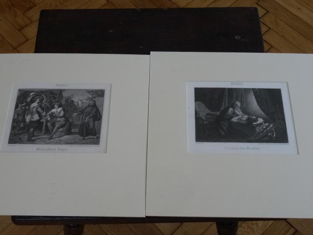 1, Wallensteins Lager, 2, Eberhard der Greiner.: Schiller: