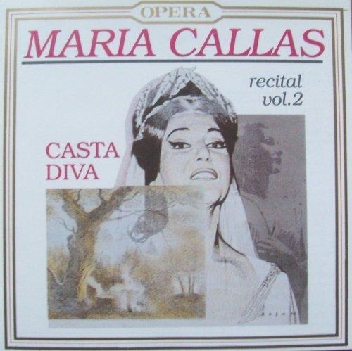 Maria callas die von callas zvab - Callas casta diva ...
