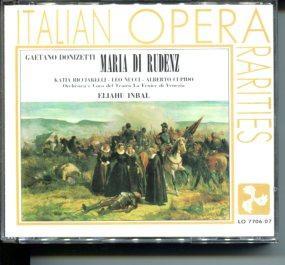 Gaetano Donizetti - Maria de Rudenz Orchestra: Riccarelli, Baleani, Cupido