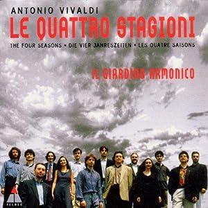 Vivaldi - Die vier Jahreszeiten - The: Onofri Enrico, Il