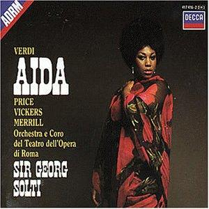 Verdi: Aida (Gesamtaufnahme) Box: Leontyne, Prive, Vickers