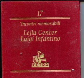 Lejla Gencer - Luici Infantino - Concerto: Donizetti, Mozart, Meyerbeer