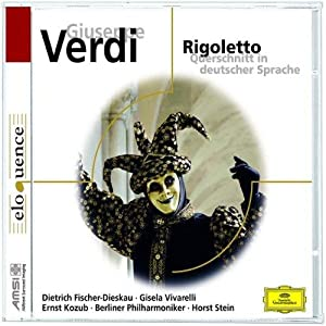 Verdi - Rigoletto (Qs,Dt.) (Eloquence) Record Label: Deutsche Grammophon Catalog#: 4429223 Country ...