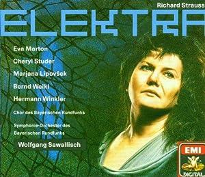 Strauss - Elektra (Gesamtaufnahme) Box: Eva, Marton Marjana