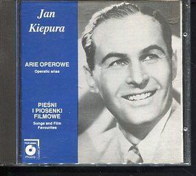 Arie Operowe. Pièsni I Piosenki Filmowe.: Jan Kiepura: