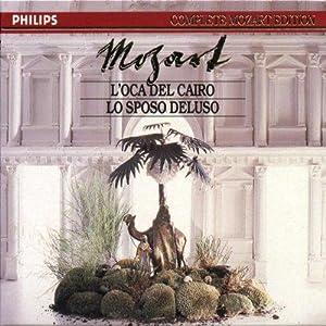 Die vollständige Mozart-Edition Vol. 39 (L'Oca del: Nielsen, Schreier und