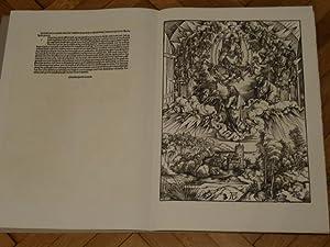 Albrecht Dürer, die apokalypse. Faksimile der deutschen: Dürer, Albrecht und