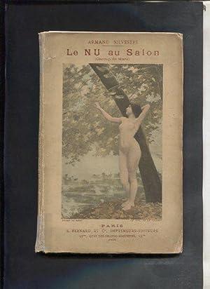 Le Nu au Salon de 1895 -: Silvestre, Armand: