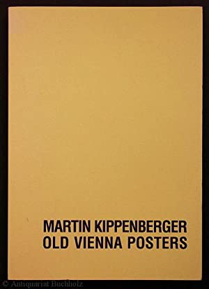 Old Vienna Posters: Kippenberger, Martin