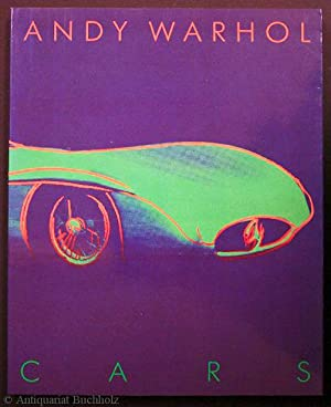 cars by andy warhol abebooks. Black Bedroom Furniture Sets. Home Design Ideas