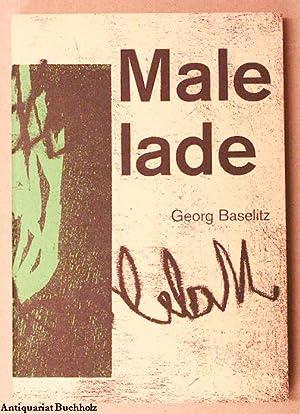 Malelade: Baselitz, Georg