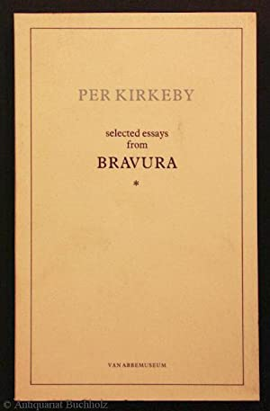 Selected Essays from Bravura: Kirkeby, Per