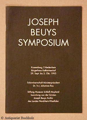 Symposium (Programm): Beuys, Joseph
