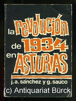 La revolución de 1934 en Asturias [Text: Sánchez, Juan Antonio