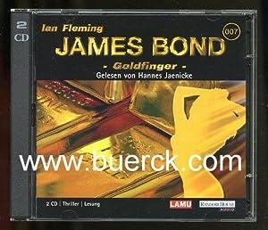 James Bond - Goldfinger. 2 Hör-CDs.: Fleming, Ian